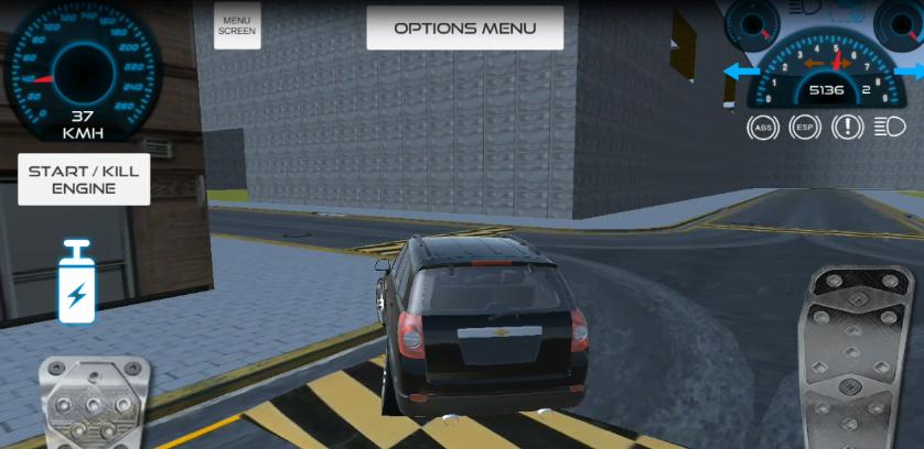 Cruze captiva simulator