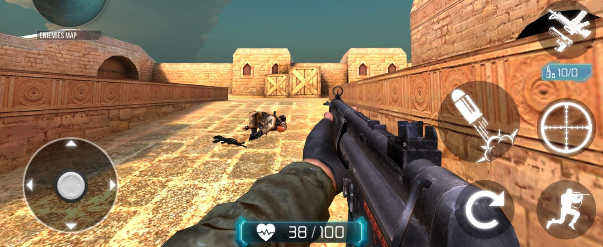 Top 10 offline games for android