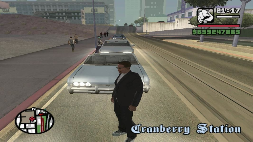 Gta San Andreas savegame pc