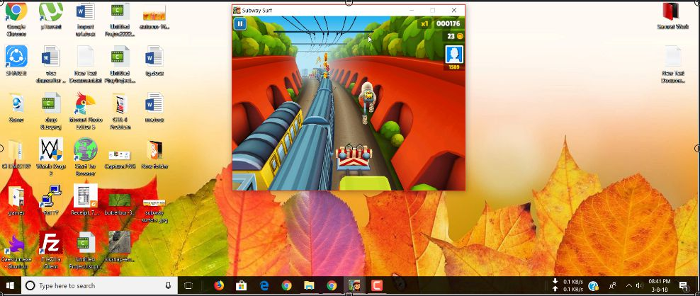 subway surfers game download for pc