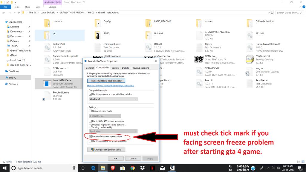 gta 4 infinite loading screen fix