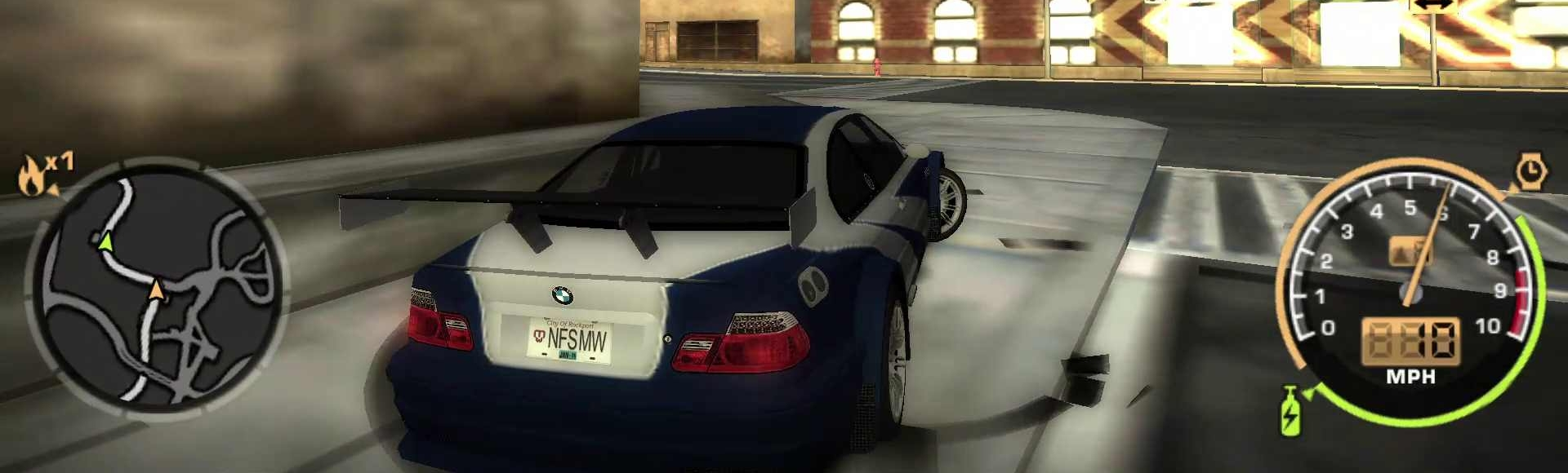 Need For Speed Most Wanted highly compressed download for pc