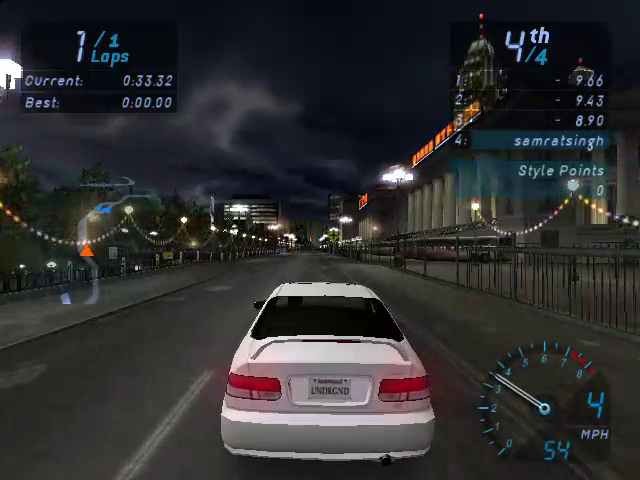 need for speed underground download for pc Highly Compressed