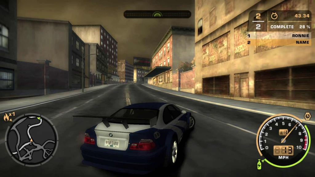 nfs most wanted highly compressed pc