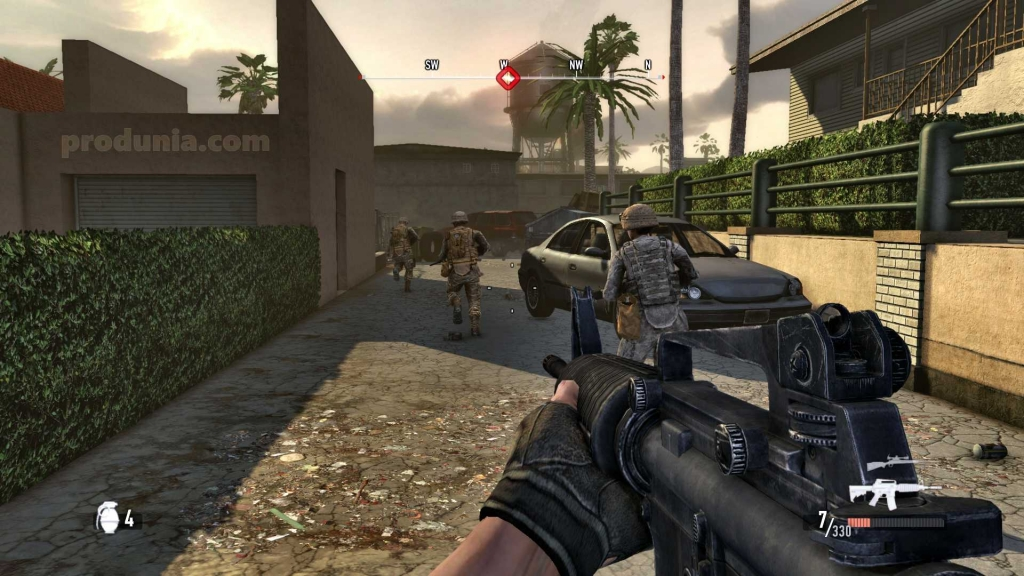 Battle Los Angeles game full version download for pc highly compressed