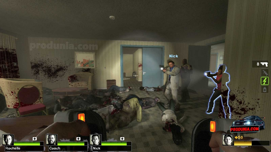 Left 4 dead 2 Download for pc just in 1 97 GB [ Highly
