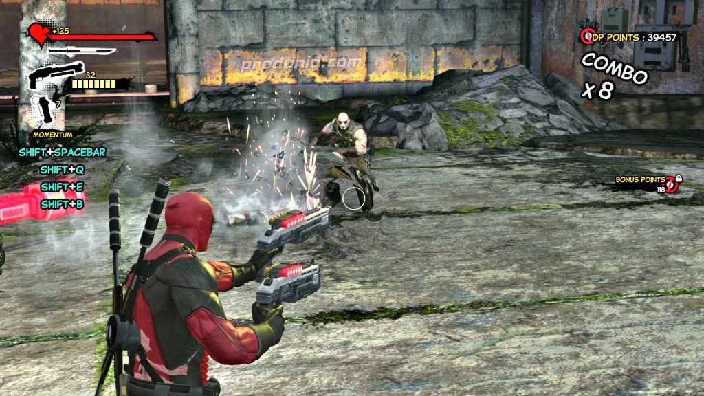 Deadpool PC Game download