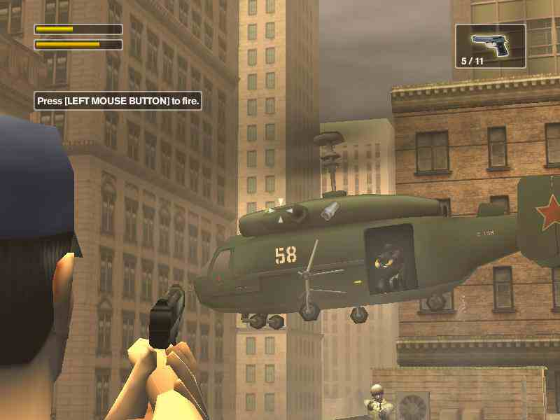 Download highly compressed  freedom fighters game setup from here in 180 MB