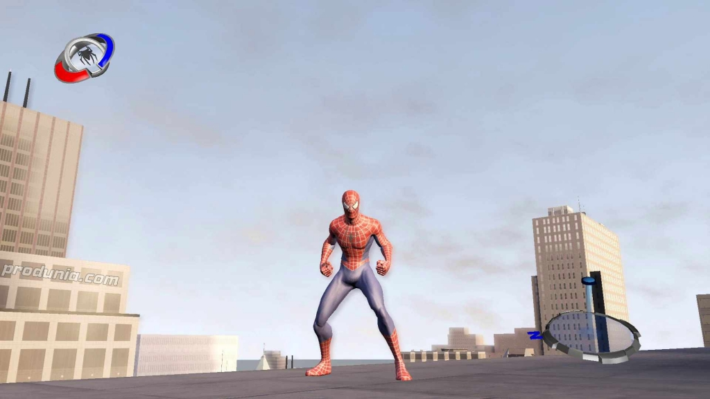 Spiderman 3 game