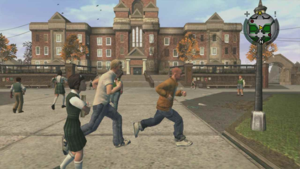 Bully Scholarship Edition highly compressed in 2.16 GB download for PC