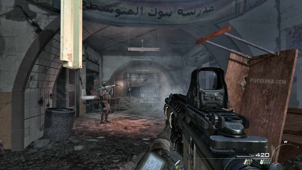COD MW 2 download for pc