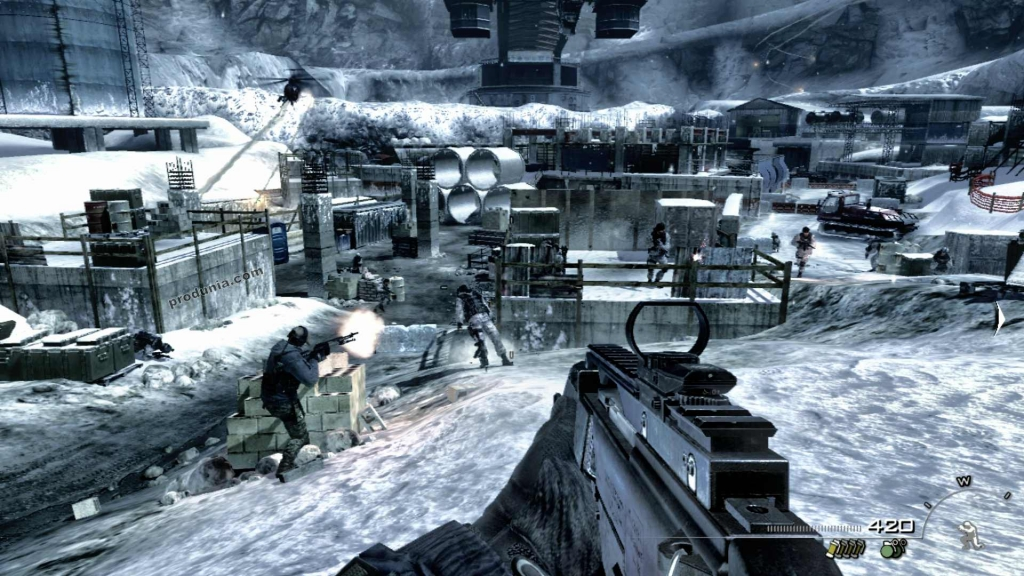 Call of Duty Modern Warfare 3 game highly compressed version Now in 5.48 GB for PC ( laptop or desktop)