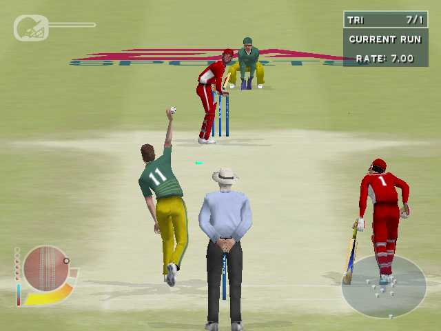 Download EA Sports cricket 2007 [ Highly compressed ]