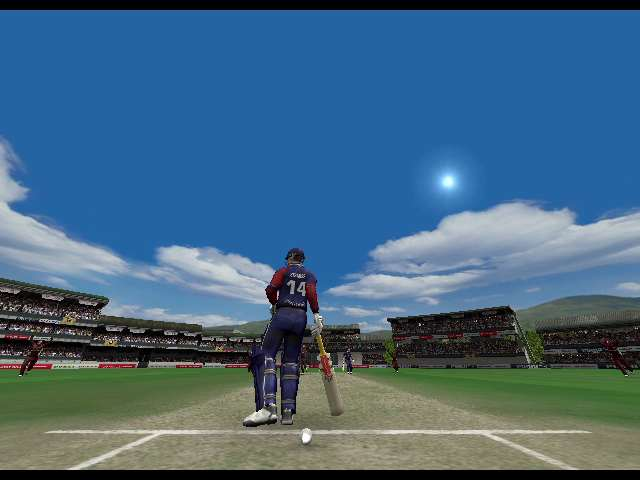 Download EA Sports cricket 2007 PC Game Full version Highly compressed