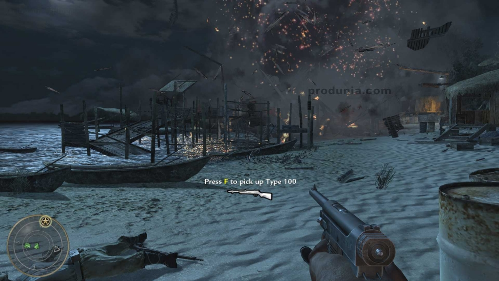Download highly compressed Call of duty world at war