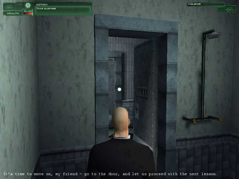 Hitman 1- Codename 47 download for PC
