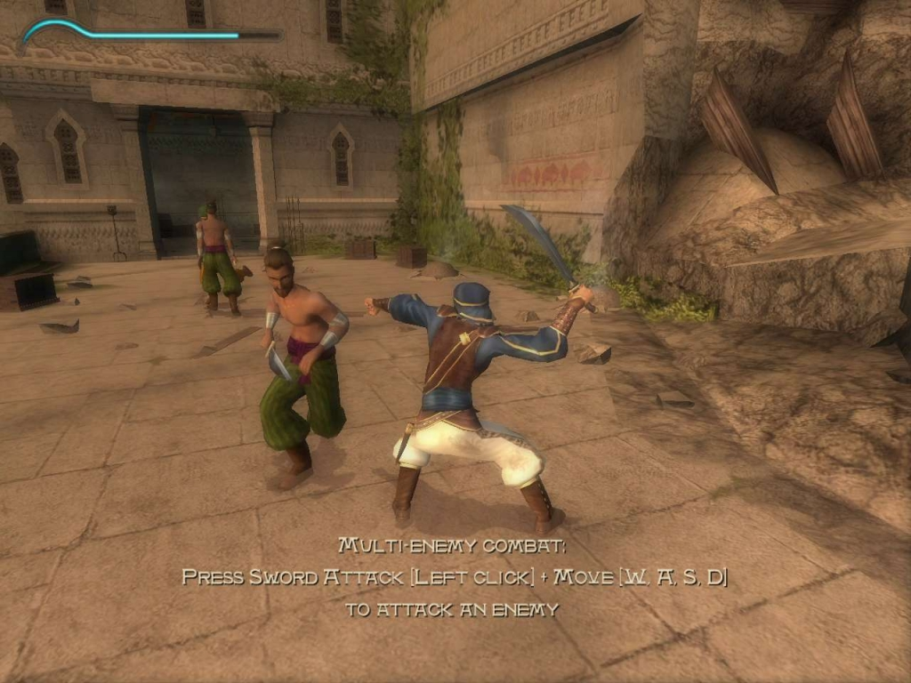 Prince of Persia the sands of time download for pc