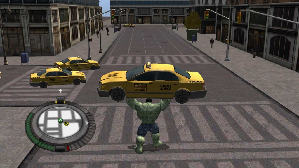 The Incredible Hulk PC Game – Full version + Highly compressed only in 125 MB