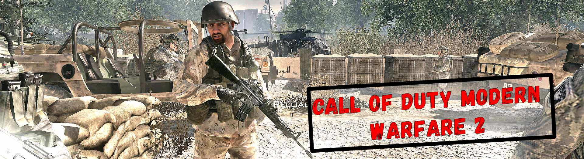 call of duty modern warfare 2 highly compressed download for pc just in 3.85 GB