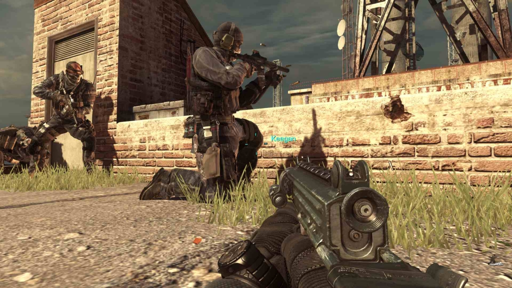 Call of duty Ghosts highly compressed direct download for PC in [ 23.3 GB ]