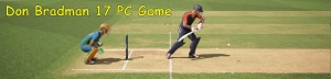 Download Highly Compressed Full Version Don Bradman 17 game in 7.18 GB for desktop or laptop in part wise