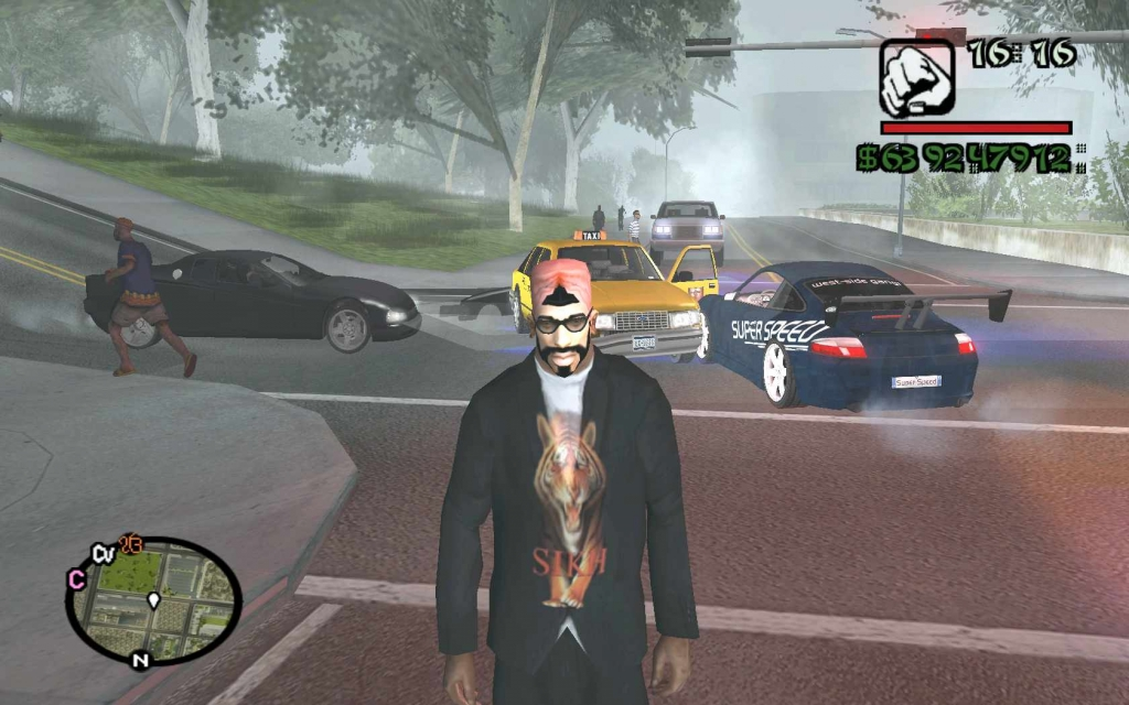 GTA Amritsar Game.exe Setup Download free