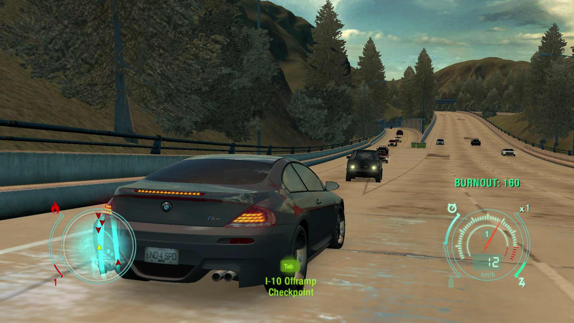 part wise download setup of NFS Undercover game for desktop or laptop in highly compressed
