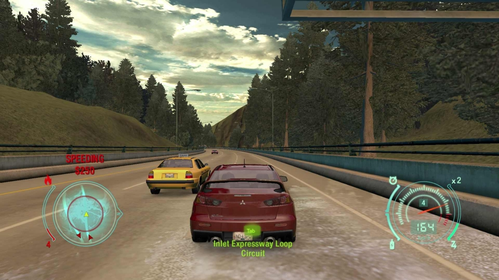 part wise free download setup of NFS Undercover game for desktop or laptop in highly compressed