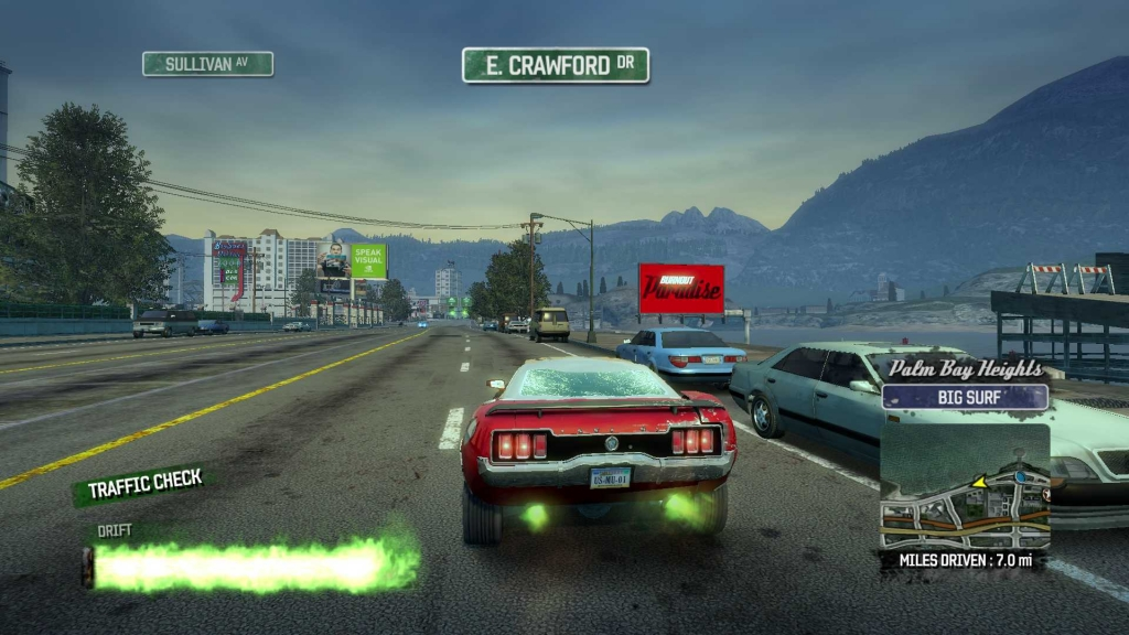 Burnout Paradise game download highly compressed for pc