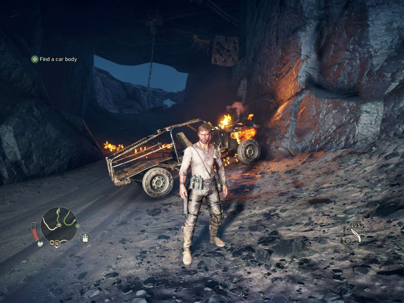 Mad max game highly compressed only in 3.76 GB