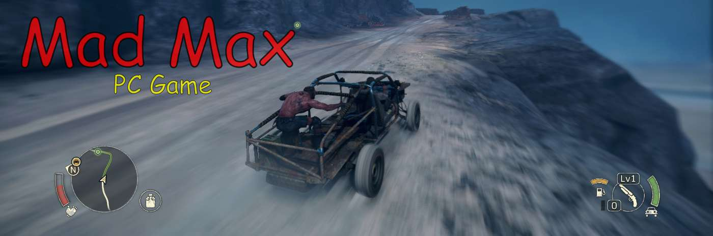 Mad max game download highly compressed for pc