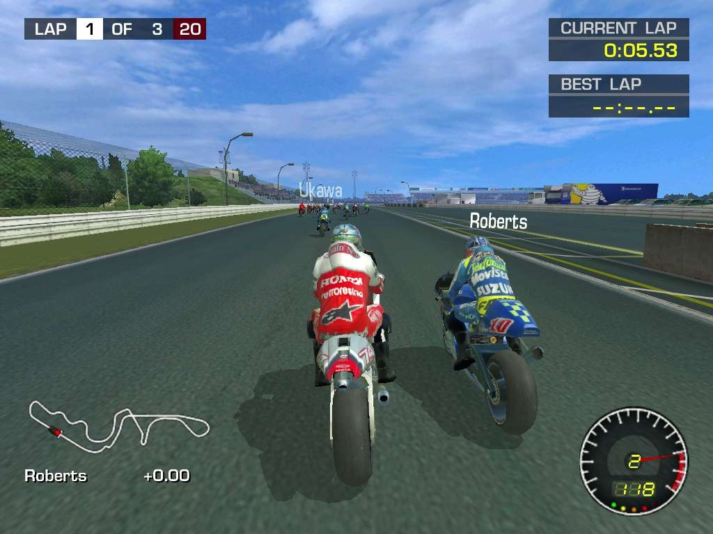 MotoGP 2 PC full game download for PC highly compressed just in 551 MB
