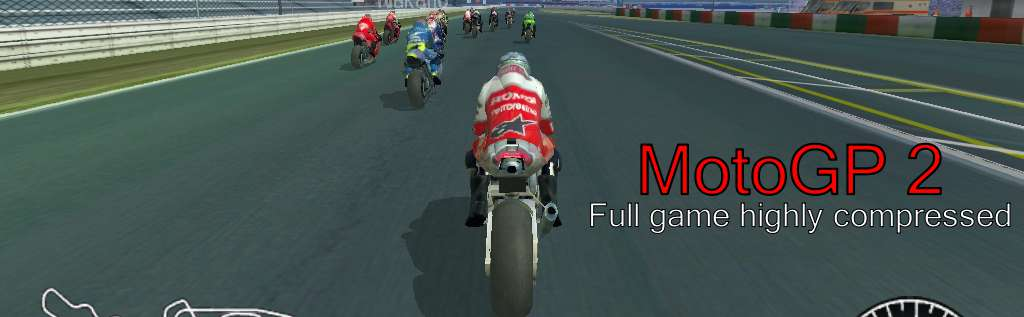 MotoGP 2 game download highly compressed for pc