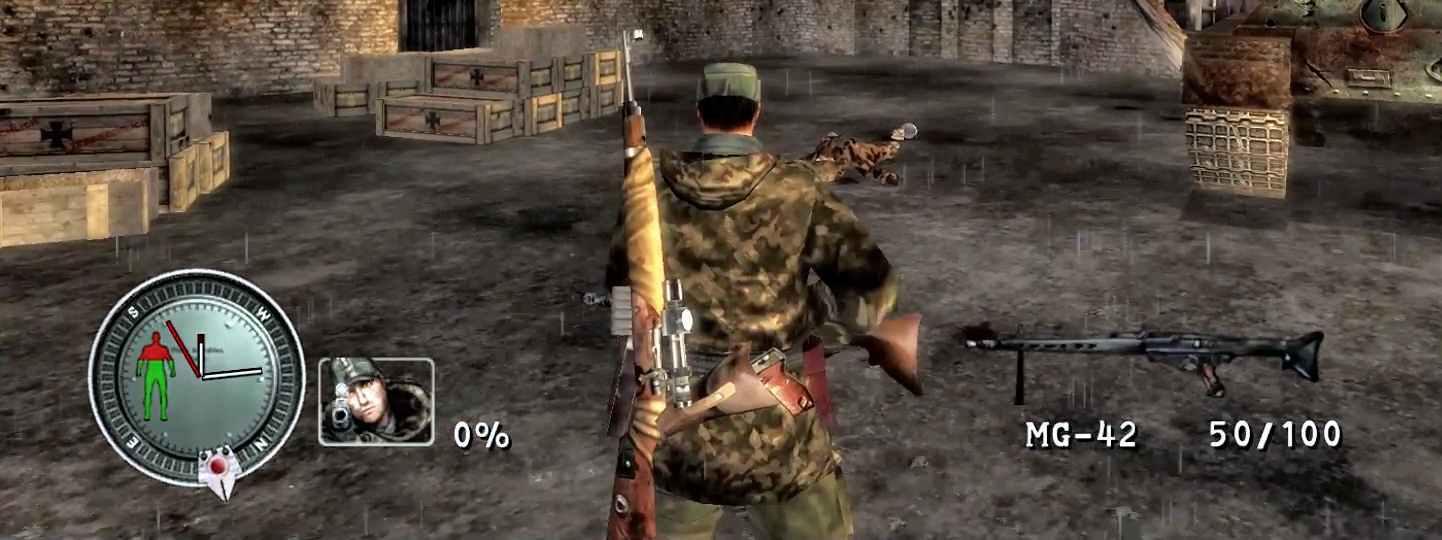 Sniper Elite 1 Game Highly Compressed Download for PC