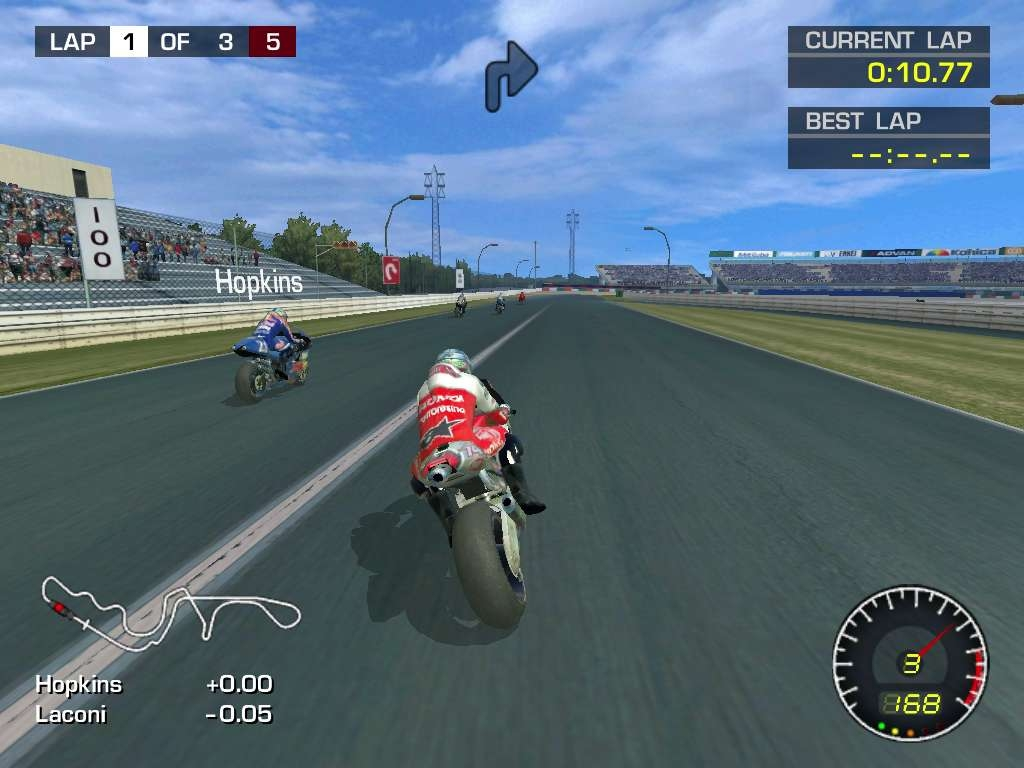 download setup of  MotoGP 2 game for desktop or laptop in highly compressed from here