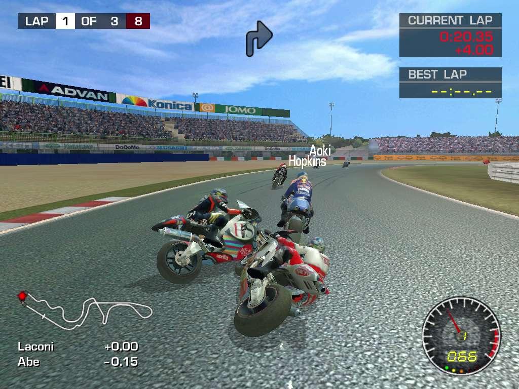 MotoGP 2 highly compressed