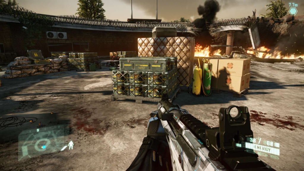 Download highly compressed crysis 2 PC Game