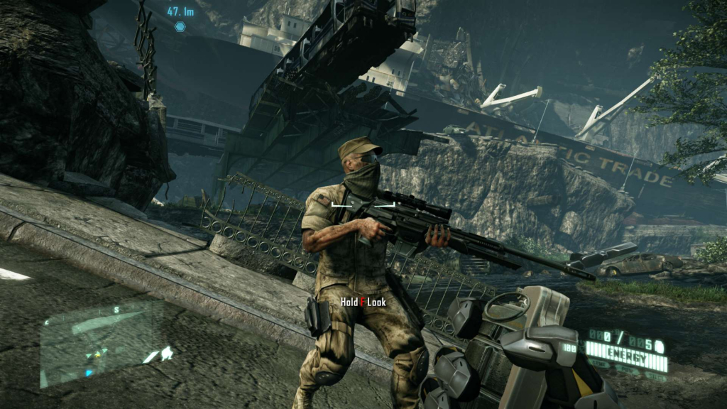 Crysis 2 game highly compressed only in 4.81 GB