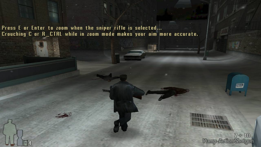 Max Payne 1 highly compressed you can download only in 543 MB