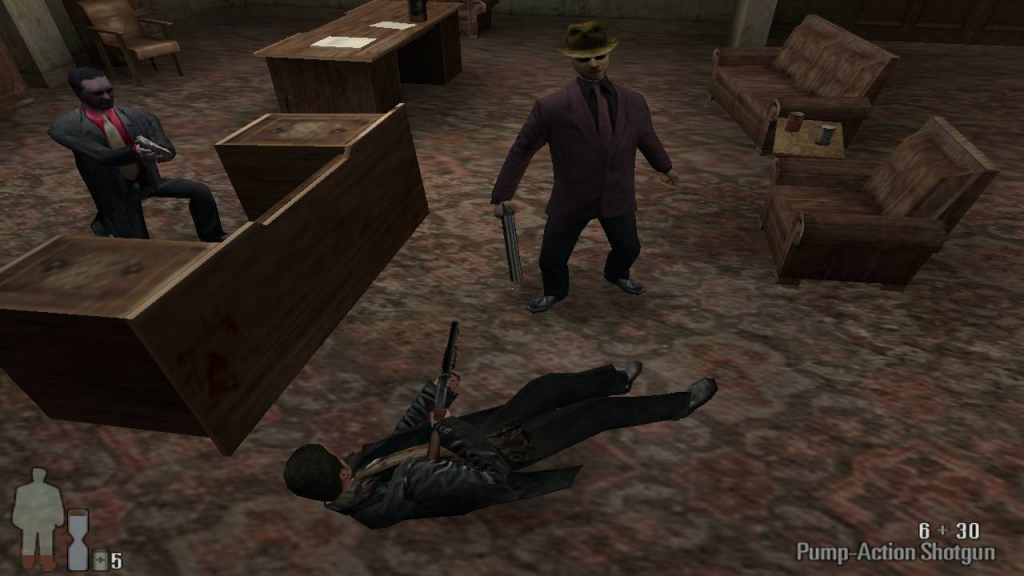 max payne PC game download compressed