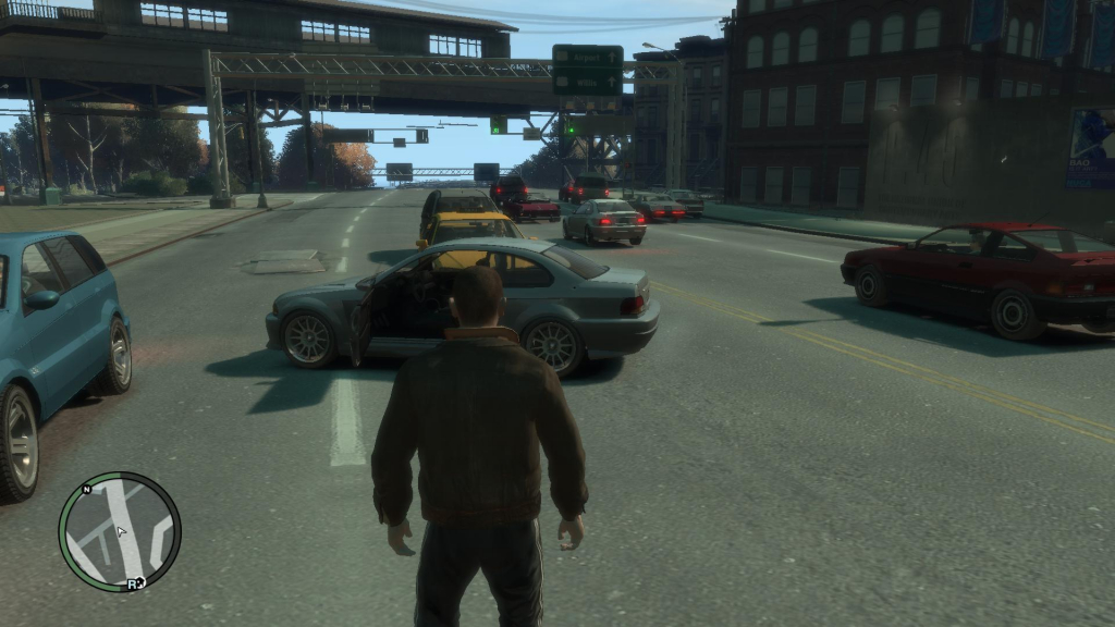 [4.6 GB only] GTA 4 highly compressed download  for pc
