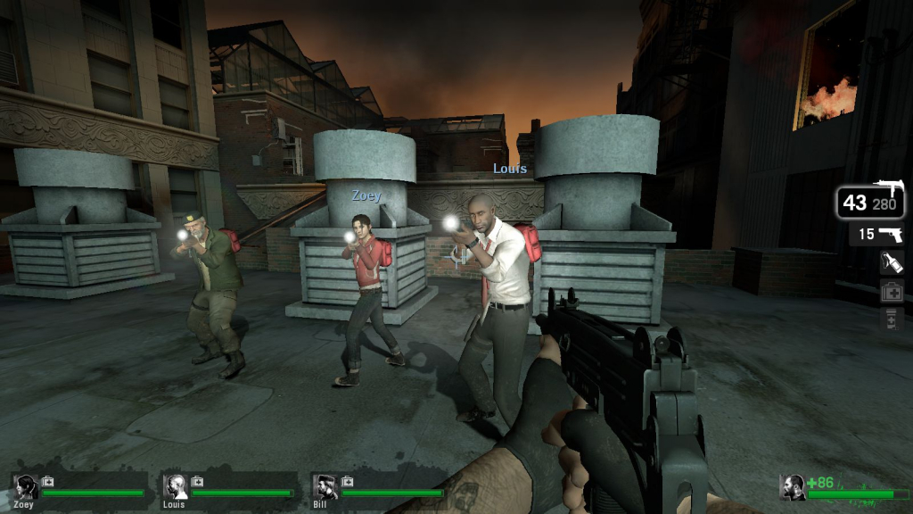 Left 4 dead highly compressed download for pc in 918 MB