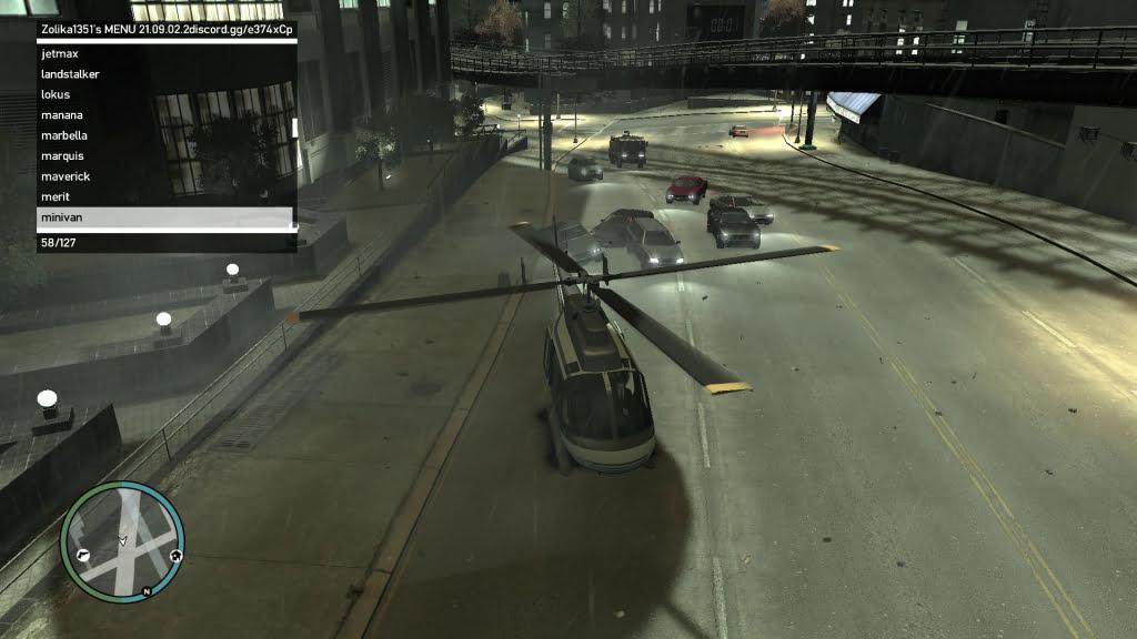 GTA 4 trainer - Screenshot -3